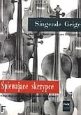 Okładka: Doleżal Wanda, Śpiewające skrzypce popularne utwory na skrzypce i fortepian z. 1