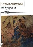 Okładka: Szymanowski Karol, III Symfonia