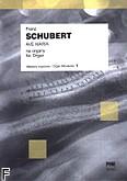 Ok�adka: Schubert Franz, Ave Maria