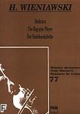 Ok�adka: Wieniawski Henryk, Dudziarz mazurek charakterystyczny, op. 19 nr 2 (wyci�g fortepianowy)