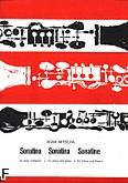Okładka: Mitscha Adam, Sonatina na obój i fortepian
