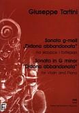 Okładka: Tartini Giuseppe, Sonata g-moll
