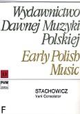 Ok�adka: Stachowicz Damian, Veni Consolator koncert na sopran, clarino i basso continuo (partytura + g�osy)
