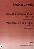Ok�adka: Vivaldi Antonio, Koncert G-dur op. 7 nr 2