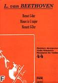Ok�adka: Beethoven Ludwig van, Menuet G-dur