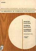 Ok�adka: Kwa�nik Ludwik, Miniatury klasyczne w �atwym uk�adzie, na 2 skrzypiec i alt�wk�