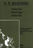 Okładka: Händel George Friedrich, Preludium G-dur