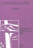 Okładka: Paganini Niccolo, Liszt Ferenc, Campanella