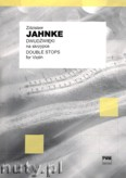 Okładka: Jahnke Zdzisław, Dwudźwięki na skrzypce