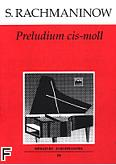 Okładka: Rachmaninow Sergiusz, Preludium cis-moll op. 3 nr 2