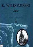 Okładka: Wiłkomirski Kazimierz, Aria