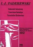 Okładka: Paderewski Ignacy Jan, Krakowiak fantastyczny