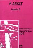 Okładka: Liszt Franz, Consolation III