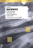 Ok�adka: Bacewicz Gra�yna, Kaprys polski na skrzypce solo