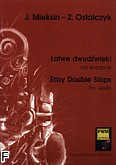 Okładka: Miexin Jakov, Ostalczyk Zenon, Łatwe dwudźwięki
