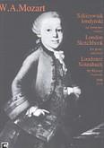 Okładka: Mozart Wolfgang Amadeusz, Szkicownik londyński