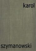 Okładka: Szymanowski Karol, Kwartety smyczkowe I C-dur op. 37; II op. 56 (partytura)