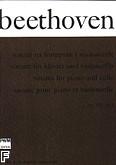 Okładka: Beethoven Ludwig van, Sonata op. 102 nr 1