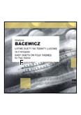 Ok�adka: Bacewicz Gra�yna, �atwe duety na tematy ludowe na 2 skrzypiec