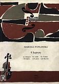 Okładka: Popławski Marceli, 4 kaprysy