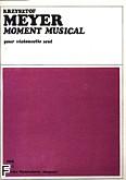 Okładka: Meyer Krzysztof, Moment musical