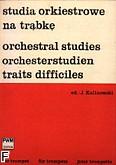 Okładka: Kalinowski Jerzy, Studia orkiestrowe