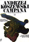 Okładka: Koszewski Andrzej, Campana na chór mieszany (partytura)