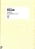 Okładka: Kilar Wojciech, Exodus na chór mieszany i orkiestrę (partytura)