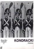 Okładka: Kondracki Michał, Żołnierze, obrazek symfoniczny (partytura)
