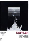 Okładka: Koffler Józef, Miłość - Kantata (partytura + wyciąg fortepianowy)