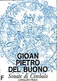 Ok�adka: Del Buono Gioan Pietro, Sonate di cimbalo in varie maniere sopra l