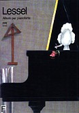 Okładka: Lessel Franciszek, Album per pianoforte