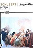 Okładka: Schubert Franz, Pieśni wybrane z.1 MV