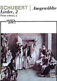 Okładka: Schubert Franz, Pieśni wybrane z.2