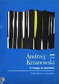 Ok�adka: Krzanowski Andrzej, VI Ksi�ga na akordeon (solo) (z manua�em melodycznym - bas baryton)