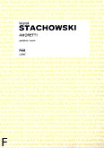 Ok�adka: Stachowski Marek, Amoretti /part./