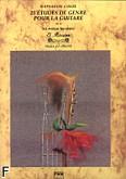 Okładka: Coste Napoleon, 25 Études de genre pour la Guitare op. 32