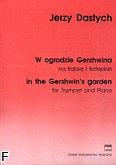 Okładka: Dastych Jerzy, W ogrodzie Gershwina