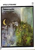 Okładka: Lutosławski Witold, Srebrna szybka i inne piosenki dla dzieci