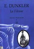 Okładka: Dunkler Emile, La fileuse \ Prząśniczka, étude de concert op. 14