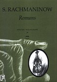 Ok�adka: Rachmaninow Sergiusz, Romans