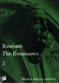 Ok�adka: Po�niak Piotr, Renesans z.3 Pie�ni