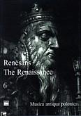 Ok�adka: Po�niak Piotr, Szczepa�ska Maria, Renesans 6 - Muzyka instrumentalna: Muzyka kameralna