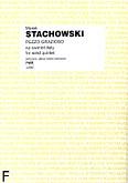 Okładka: Stachowski Marek, Pezzo grazioso na kwintet dęty (partytura + głosy)