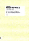 Okładka: Wiechowicz Stanisław, Veni Creator na chór mieszany a cappella