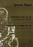 Ok�adka: Pleyel Ignaz Joseph, Koncert C-dur op. 26 na wiolonczel� i orkiestr� (wyci�g fortepianowy)