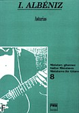 Okładka: Albéniz Isaac, Asturias op. 47