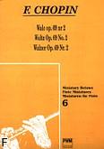 Okładka: Chopin Fryderyk, Walc op. 69 nr 2