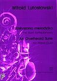 Ok�adka: Lutos�awski Witold, Zas�yszana melodyjka