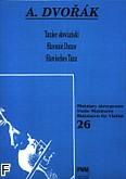 Okładka: Dvořák Antonin, Taniec słowiański op. 72 nr 10